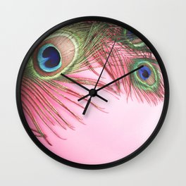 Ive been thinking about you Wall Clock