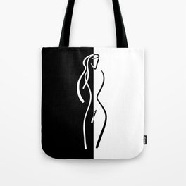 The Beauty ~ From Sinners And Saints ~ Pure Tote Bag