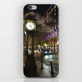 Gastown iPhone Skin