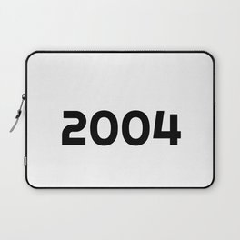 Awesome Since 2004 15th Years Old Shirt 15 Birthday Gift Laptop Sleeve