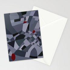 London Road Blocks Stationery Cards