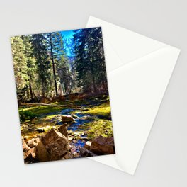 Top of Hanging Lake Stationery Cards