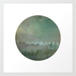 Planet 410110 Art Print
