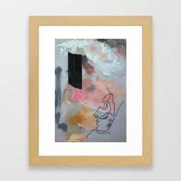 Master of None Framed Art Print