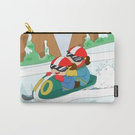 Winter Sports: Bobsleigh Carry-All Pouch