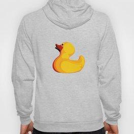 pop art duck Hoody