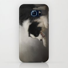Ready to Play - Border Collie Slim Case Galaxy S6