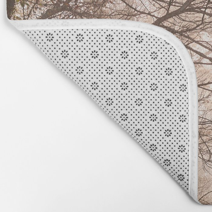 Misty North Point Trail Bath Mat