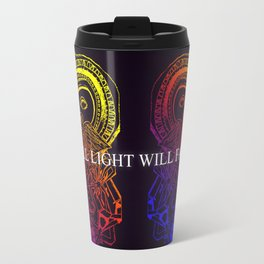 ALL LIGHT WILL FALL - Lineage design  Travel Mug