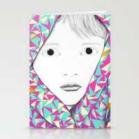 blanket Stationery Cards featuring Blanket by Denise Colgan