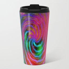 Colorful galaxy Travel Mug