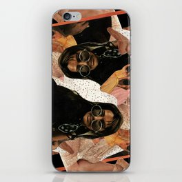 Day dreamin about you iPhone Skin