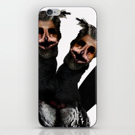 The Vulture Witch iPhone Skin