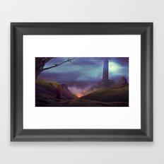 Pharos Framed Art Print