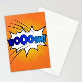 Wooosh ! Stationery Cards