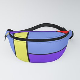 Abstract #482 Fanny Pack