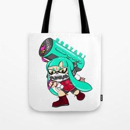 Splatoon BOOYAH! Tote Bag