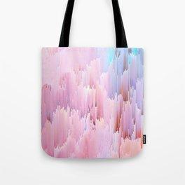 Delicate Glitches Tote Bag