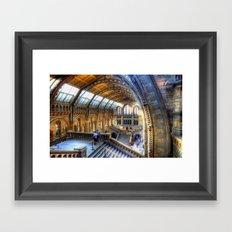 The Great Hall Framed Art Print