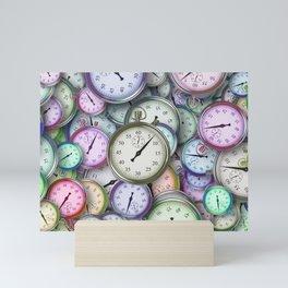Time Mini Art Print