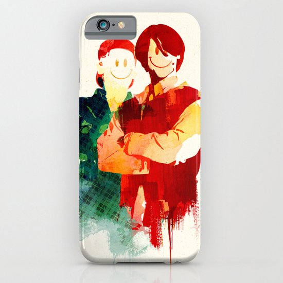 Time Travellers iPhone & iPod Case