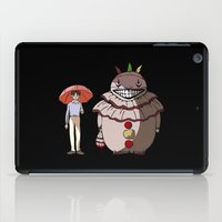 ahs iPad Cases featuring Twisty and Dandy by Huebucket
