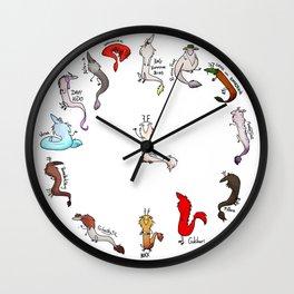 Rat Dragon Army: Batch 4 Wall Clock