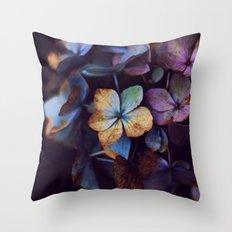 Hydragena Dream  Throw Pillow