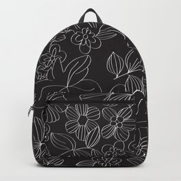 My Flower Design 13 Backpack