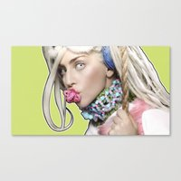 artrave Canvas Prints featuring ArtRave by Marcelo BM