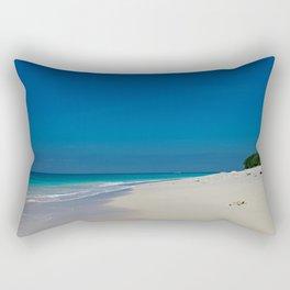 Gili Meno Beach Rectangular Pillow