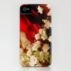 A Touch of Red iPhone (4, 4s) Slim Case