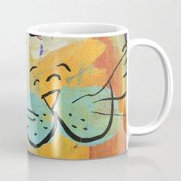 Happy Cat Coffee Mug
