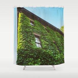 West Village Charm Shower Curtain