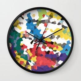 Sun Bathers Wall Clock