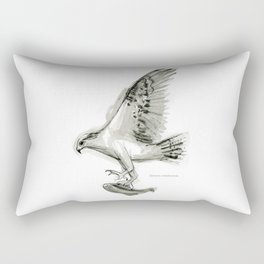 Osprey Rectangular Pillow