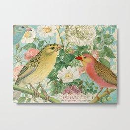 Bird Song Metal Print