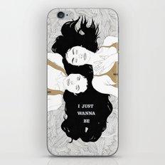 Missing Pieces (My Valentine) iPhone Skin