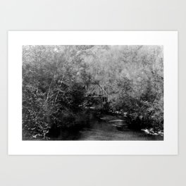 The Passage of Xibalba Art Print