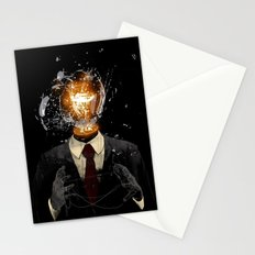 Everything Breaks Stationery Cards