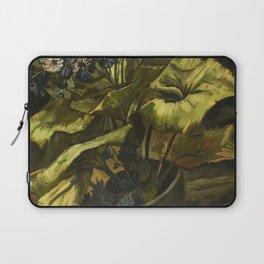 Cineraria by Vincent van Gogh Laptop Sleeve