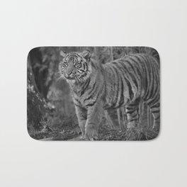 Amur Tiger Cub Bath Mat