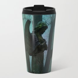 Waiting in Silence Travel Mug