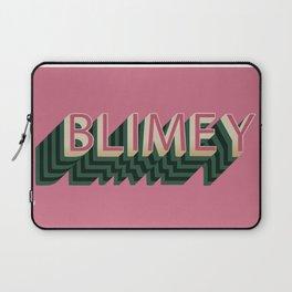 Blimey Laptop Sleeve