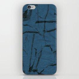 Crinkles iPhone Skin
