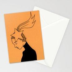 Estrella Fugaz Stationery Cards