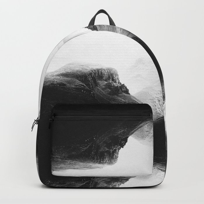 Hello from the The Upside Down World Backpack
