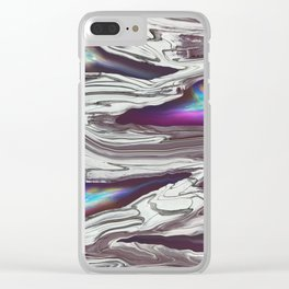 Unconscious Clear iPhone Case