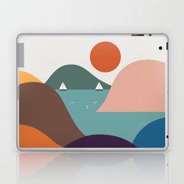 Cat Landscape 12 Laptop & iPad Skin
