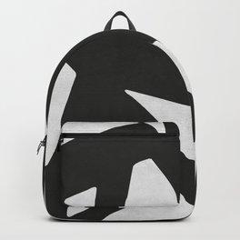 Black Expressionism IV Backpack